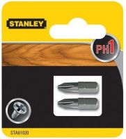 Вставка отв. FatMax Torsion PH 1 X 25mm x2 STANLEY 62020-XJ