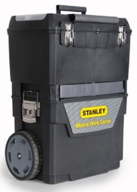 "Ящик с колесами STANLEY ""IML Mobile Work Center 2 in 1"" 1-93-968 ― STANLEY SHOP"